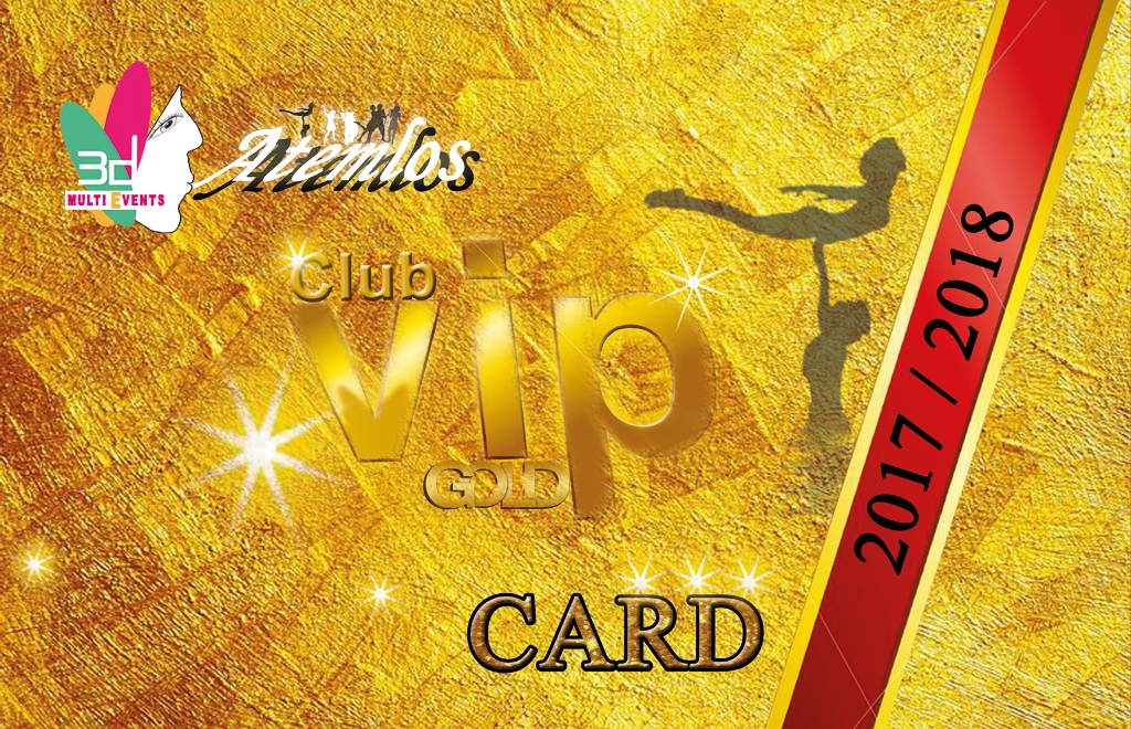 Die VIP-CLUB-CARD